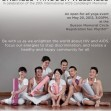 29th AIDS Candlelight Memorial Celebration